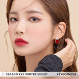 Load image into Gallery viewer, i-Sha Season Eye Winter Violet colored contacts circle lenses - EyeCandy's