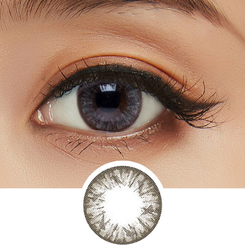 GEO Grang Grang Big Grey (KR) colored contact lenses - EyeCandys