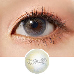 Lenstown Juicy Filter Brown colored contacts circle lenses - EyeCandy's