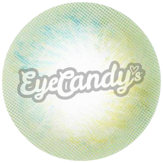 Lenstown Juicy Filter Green colored contacts circle lenses - EyeCandy's