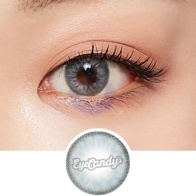 508d53d8ed7 Lenstown Personal Cool Grey colored contacts circle lenses - EyeCandy s