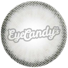 Lenstown Personal Warm Grey colored contacts circle lenses - EyeCandy's