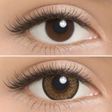 Lilmoon Monthly Old Fashion Brown (Non Prescription)