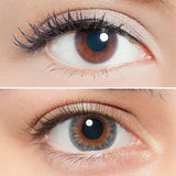 Load image into Gallery viewer, Lilmoon 1-Day Water Water Blue-Grey colored contacts circle lenses - EyeCandy's