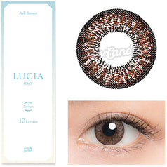 Lucia 1-Day Ash Brown