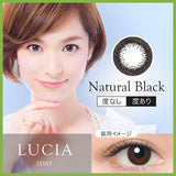 Lucia 1-Day Natural Black