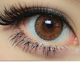NEO Glamour Brown 1 pair (2 lenses) - EyeCandy's