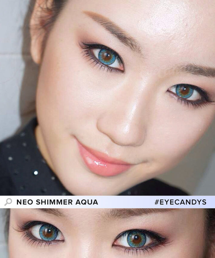 6dc3405dc3 Buy NEO Shimmer Aqua Colored Contacts