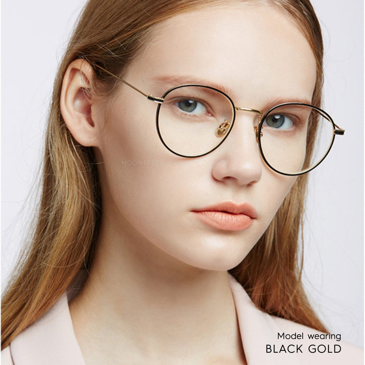Nereide Anti Blue Light Prescription Glasses for Computer