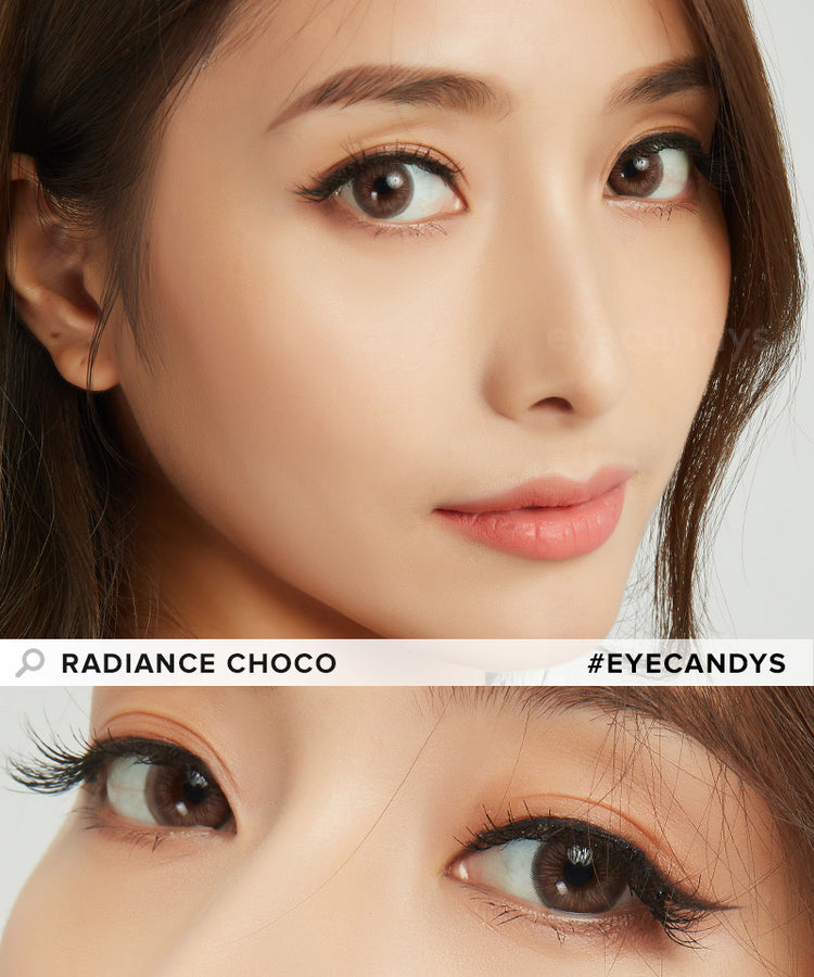Buy EyeCandy's Radiance Hazel Colored Contacts Best | EyeCandys