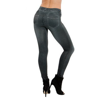 Denim style Leggings