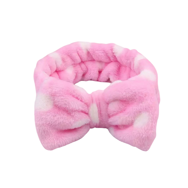 Fluffy Spa Head Band