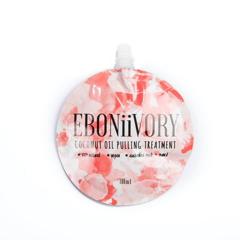 Fruit Candy Oil Pulling Mouthwash by EBONiiVORY