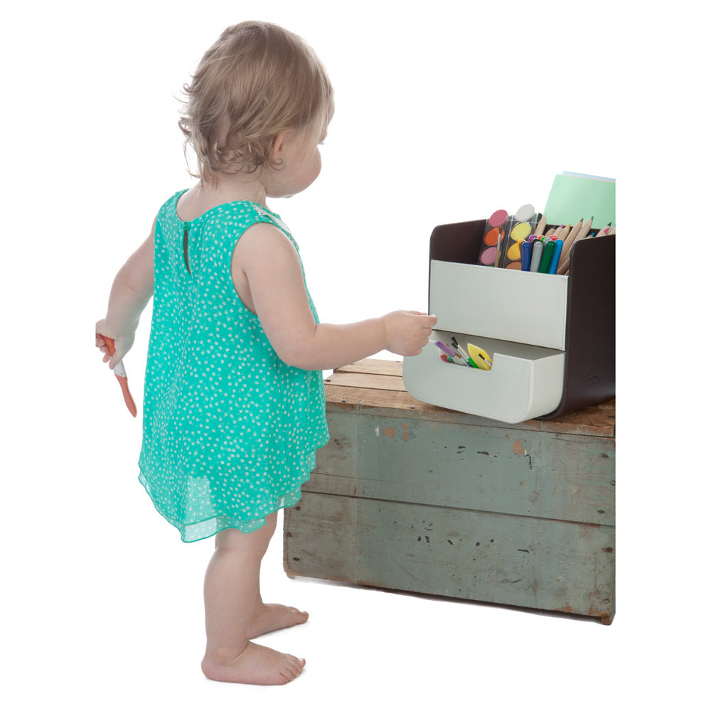B.Box Nappy Caddy – Mellow Lellow