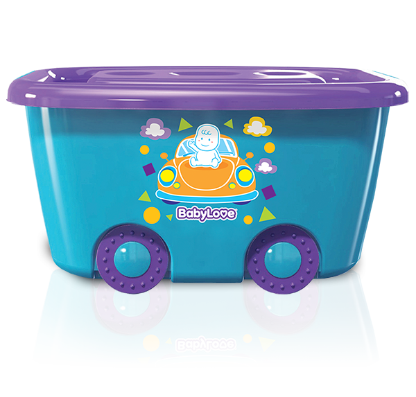BabyLove Toy Box