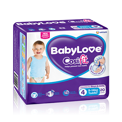 BabyLove Cosifit Toddler Nappies