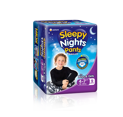 BabyLove SleepyNights 4 - 7 yrs