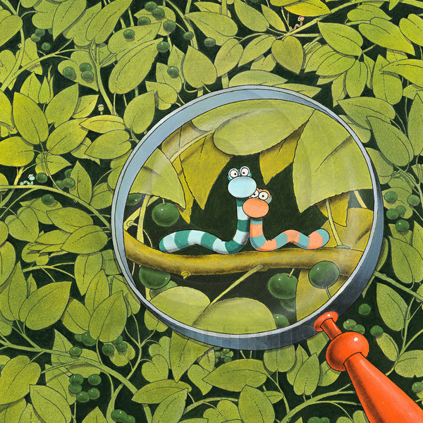 IN THE MAGNIFYING GLASS