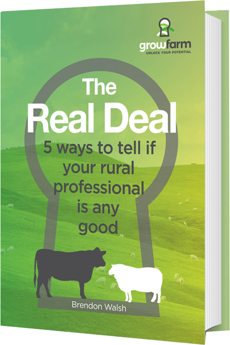 The Real Deal - 5 ways to tell if your rural professional is any good