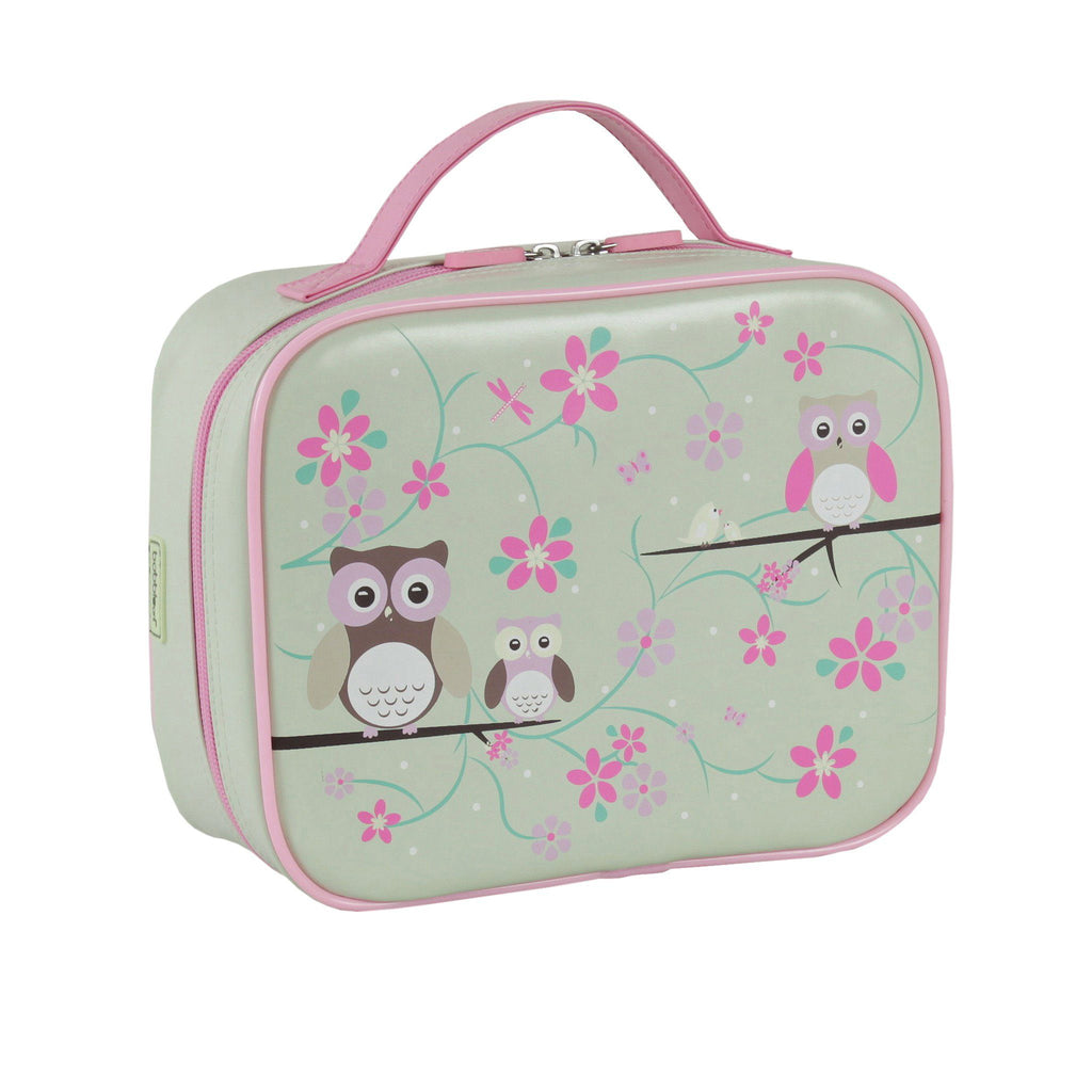 Kids & Children Large Lunch Bag Owl - Bobble Art