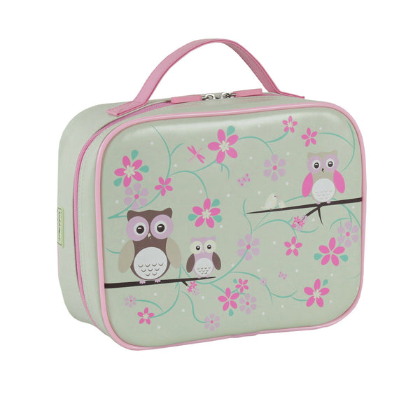 Large Lunch Bag Owl