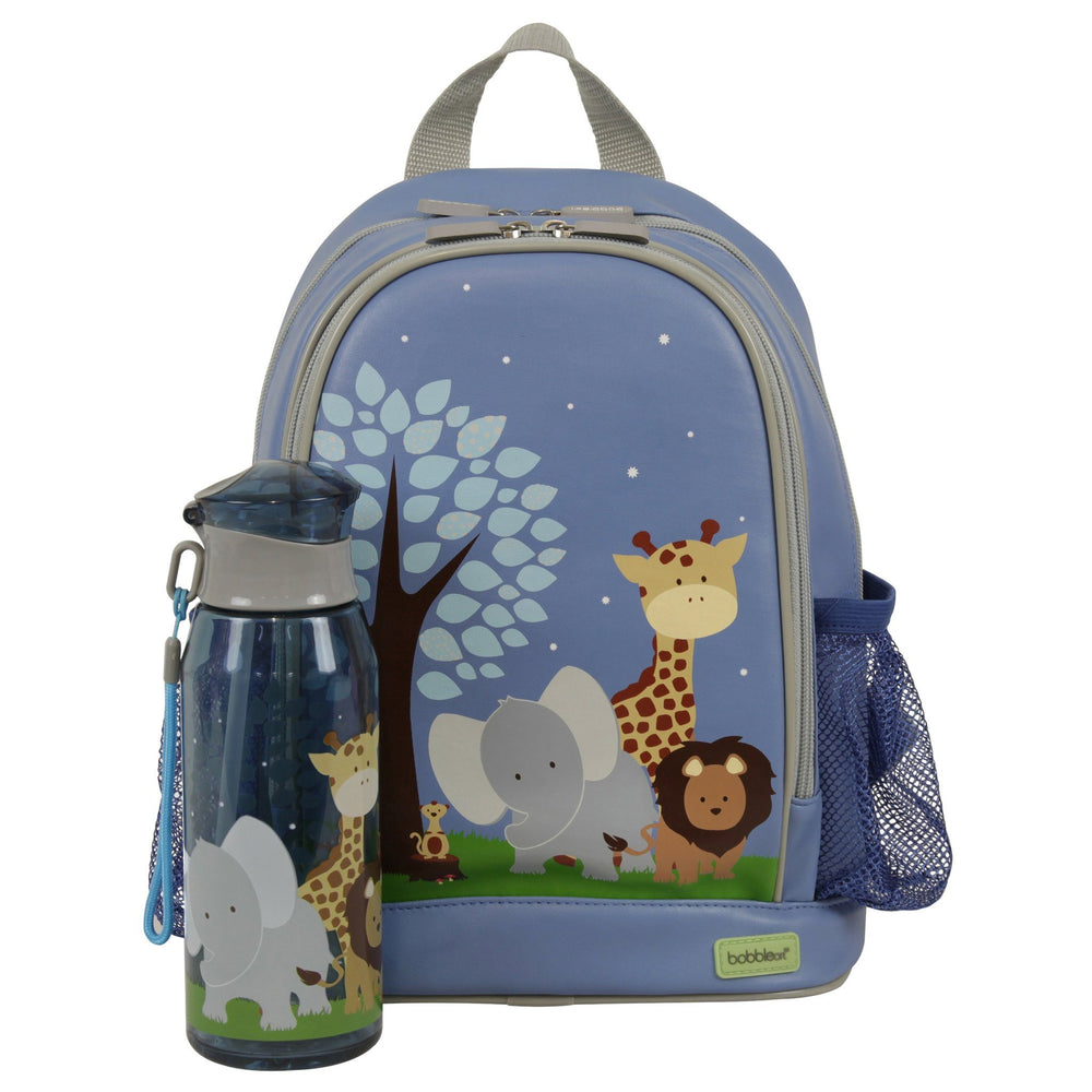 Kids & Children Small Backpack/Drink Bottle Pack Safari - Bobble Art
