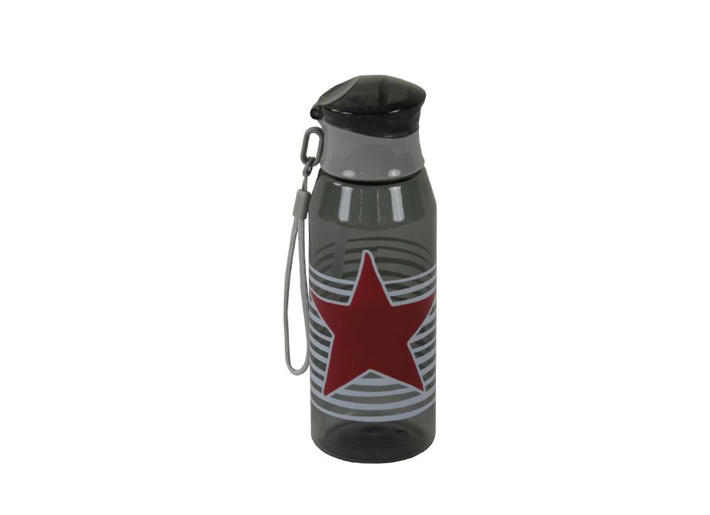 Kids & Children Drink Bottle Star and Stripe - Bobble Art