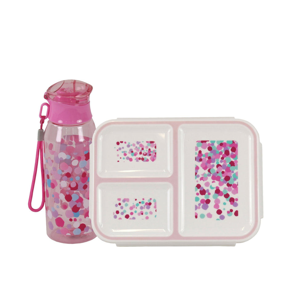 Kids & Children Large Bento Pack Confetti - Bobble Art