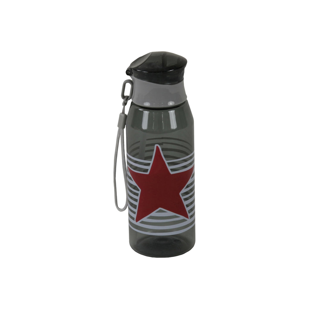Kids & Children Drawstring Bottle Pack Star and Stripe - Bobble Art