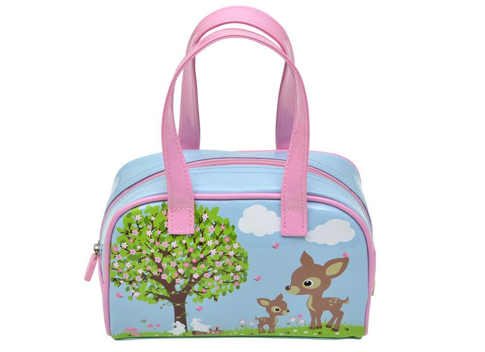 Kids & Children Small Gloss Bag Woodland Animals - Bobble Art