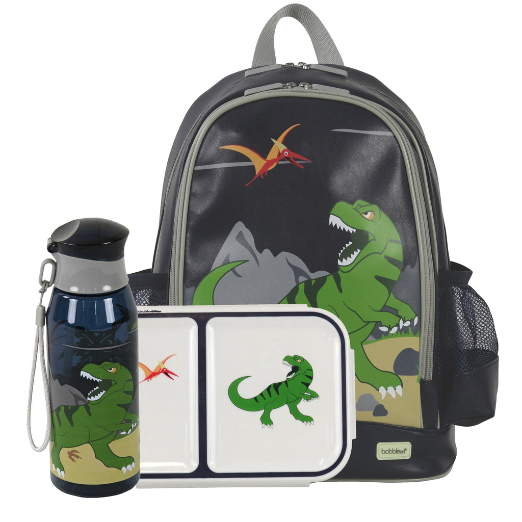 Kids & Children Small Backpack Snack Pack Dinosaur - Bobble Art