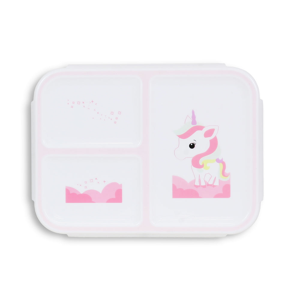 Large Bento Box Unicorn
