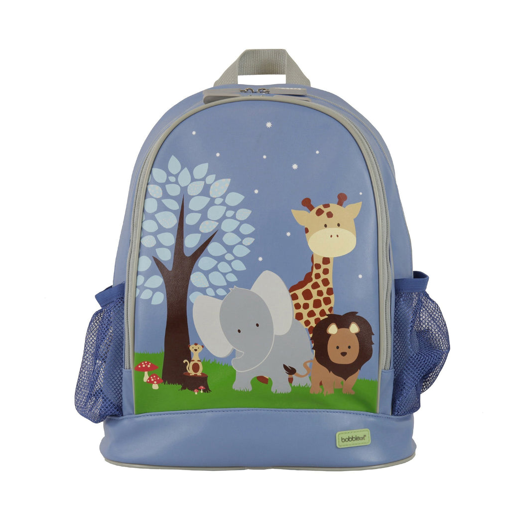 small backpack safari sample