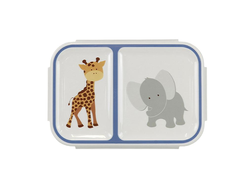 Kids & Children Small Bento Box Safari - Bobble Art
