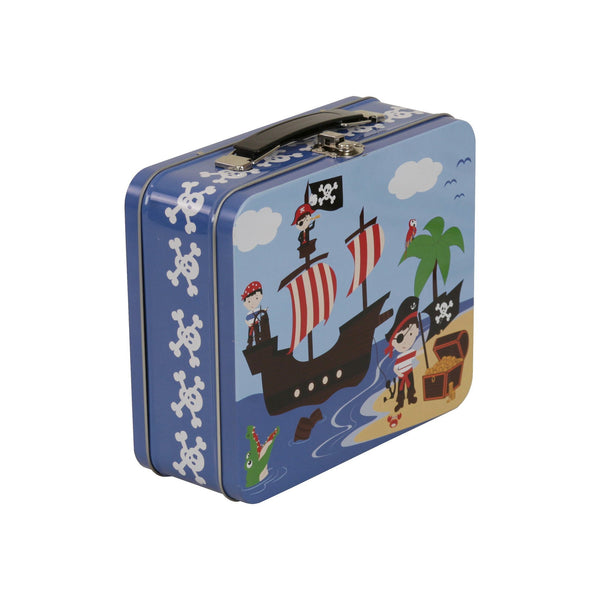 Tin Suitcase Pirate