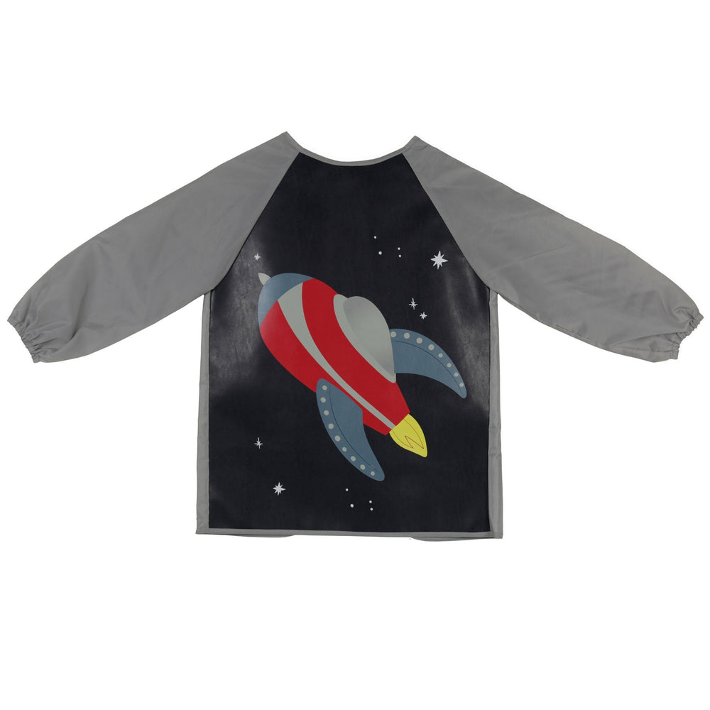 Kids & Children Art Smock Rocket - Bobble Art