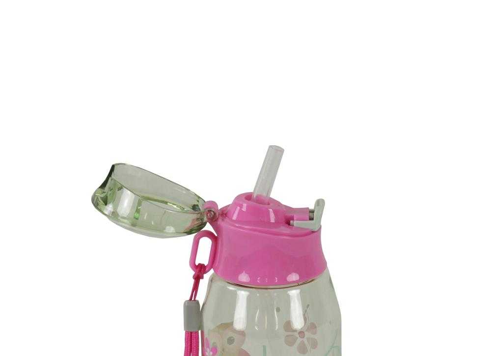 Kids & Children Drink Bottle Owl - Bobble Art