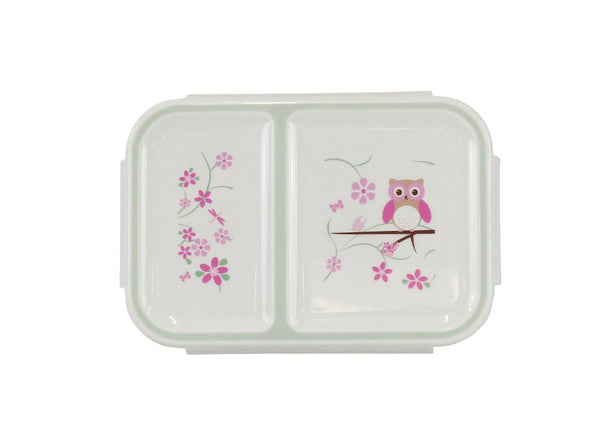 Kids & Children Small Bento Box Owl - Bobble Art