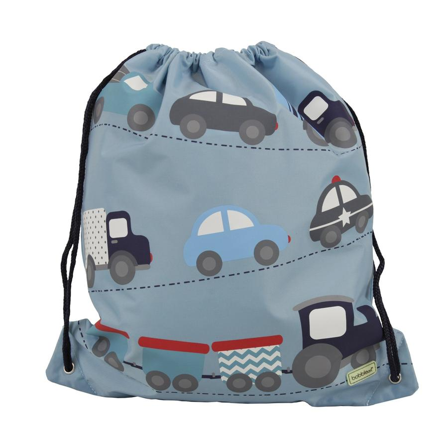 drawstring bag car sample