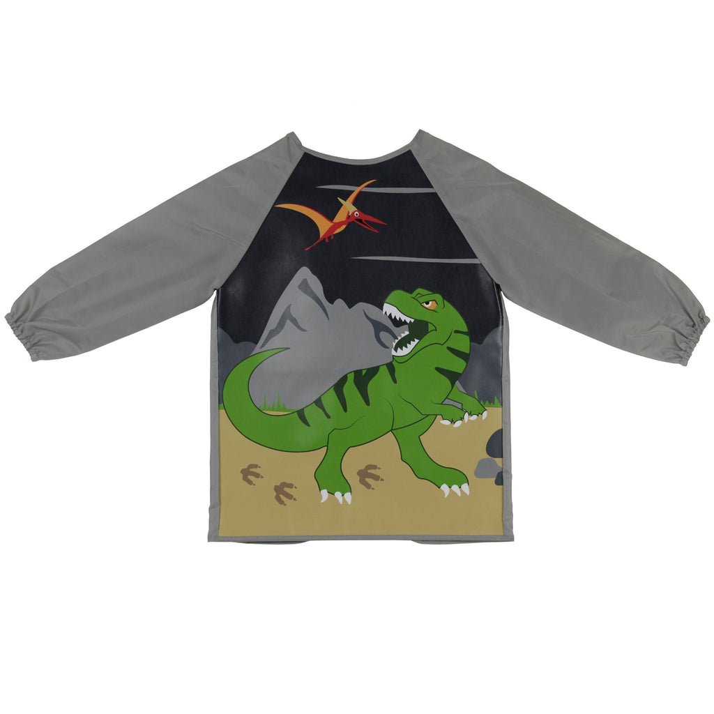 Kids & Children Art Smock Dinosaur - Bobble Art