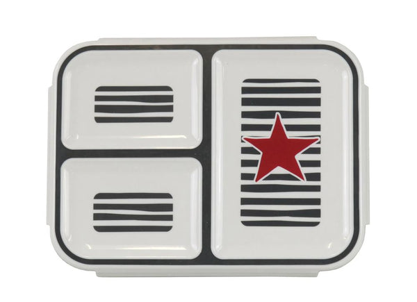 Bento Box Star and Stripe