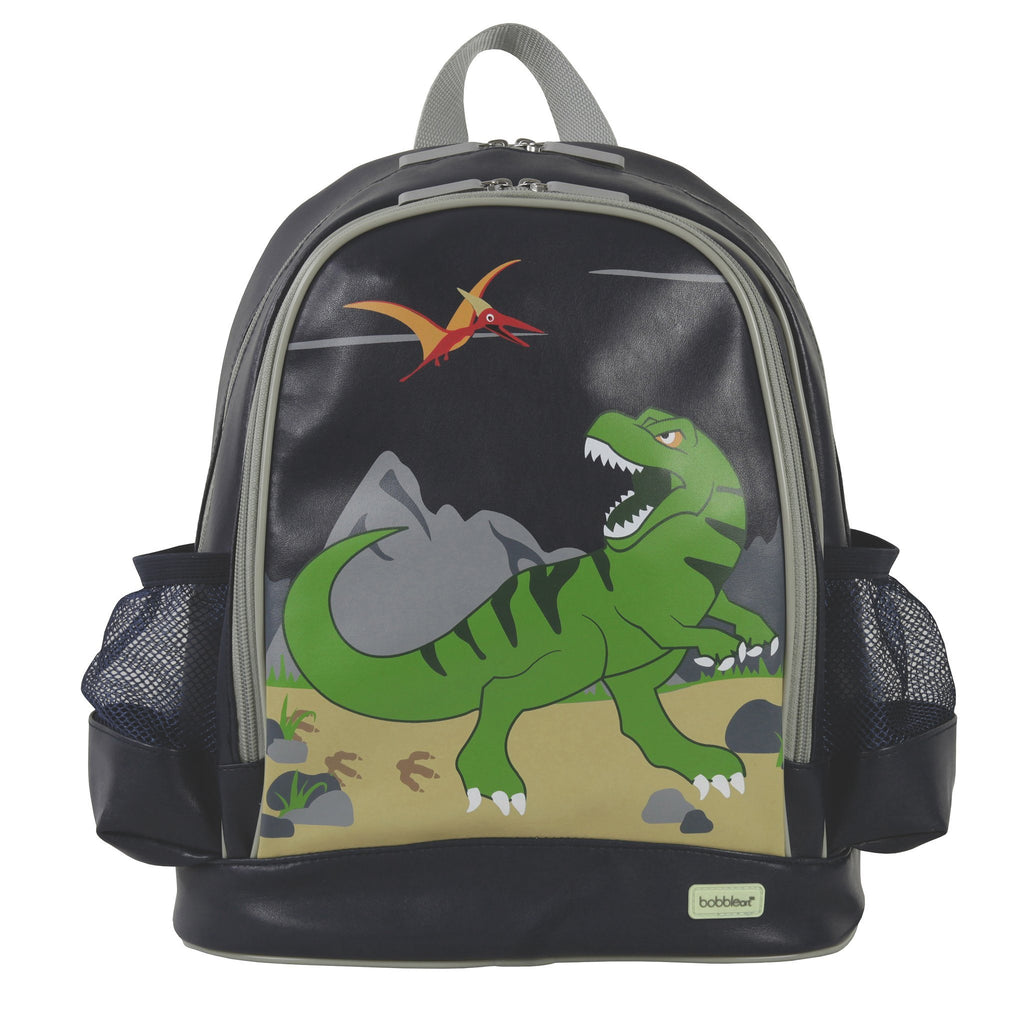 Kids & Children Large Backpack Dinosaurs - Bobble Art