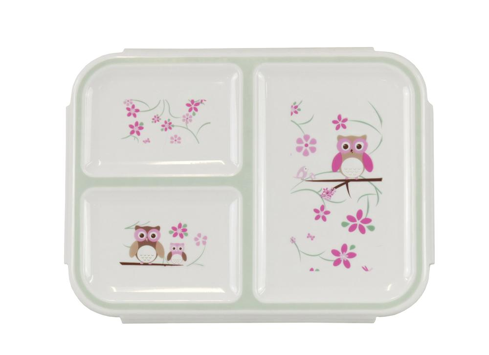 Kids & Children Bento Box Owl - Bobble Art