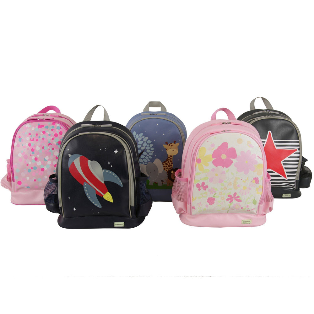 Kids & Children Small Backpack Woodland Animals - Bobble Art