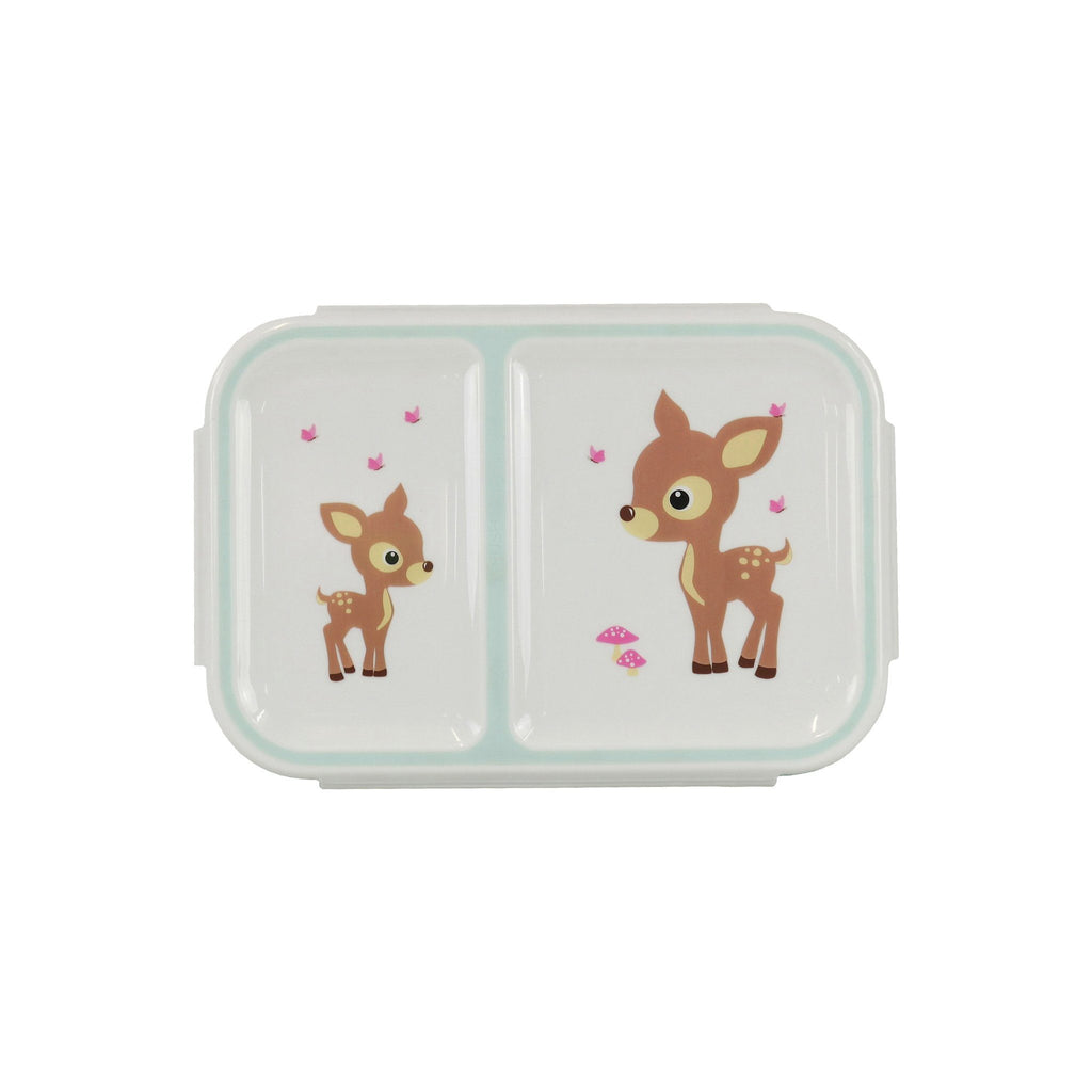 Kids & Children Dome Eat and Drink Pack Woodland Animals - Bobble Art