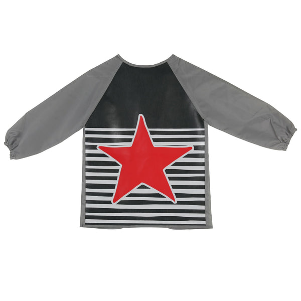 Art Smock Star and Stripe