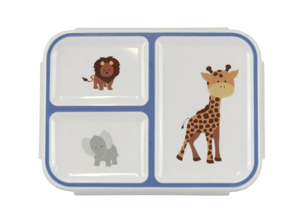 Kids & Children Bento Box Safari - Bobble Art