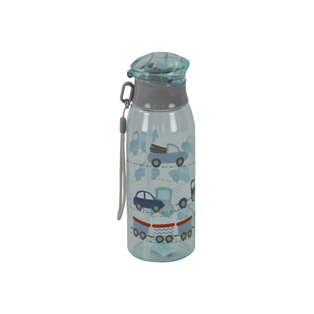 Kids & Children Drawstring Bottle Pack Car - Bobble Art