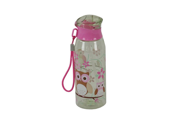 Drink Bottle Owl