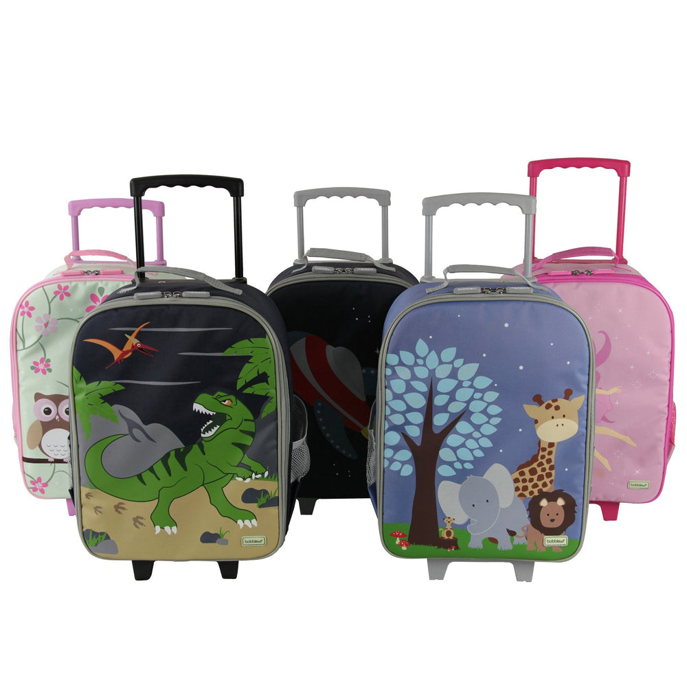 Kids & Children Wheely Bag Fairy - Bobble Art